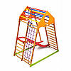 Детский спортивный комплекс для дома KindWood Plus 1 SportBaby, фото 4