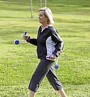 Гантели утяжелители для спортивной ходьбы и фитнеса Swing Weights!Опт