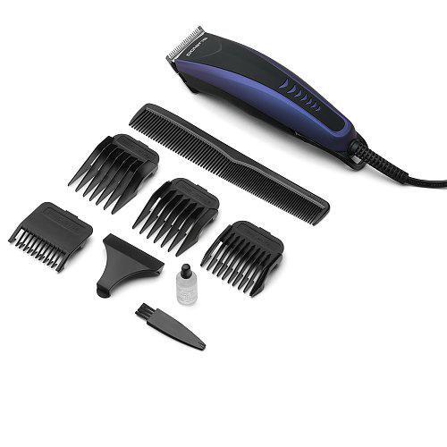 Машинка для стрижки волосся Polaris PHC 1014 S Dark/Blue