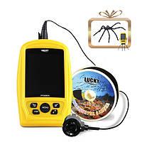 Подводная цветная видеокамера для рыбалки Lucky FF3308-8 Гарантия!