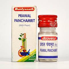 Правал Панчамрит (Prawal Panchamrit, Baidyanath) кальций, омоложение, при гастрите и ощущении жара