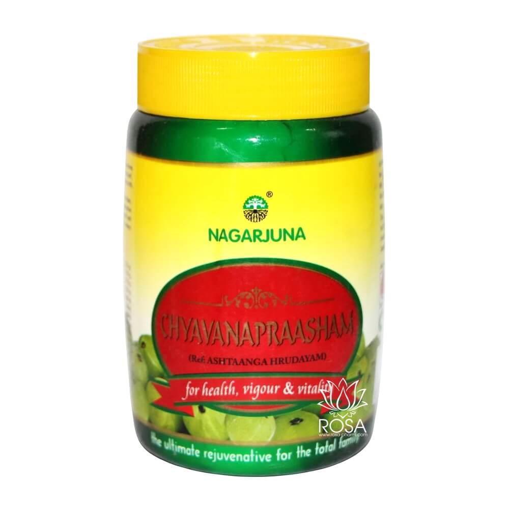 Чаванпраш Нагарджуна (Chawanprasham, Nagarjuna) бальзам бессмертия, 500 грамм