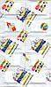 Пластины от комаров Москитол (MOSQUITALL) для детей, 10 шт.