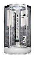Гідробокс Badico G384S 90х90х215 (Сіра цегла)
