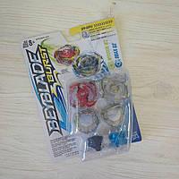 Игрушка-волчок без пускового механизма Hasbro Beyblade (Бейблейд) 2шт. в упаковке