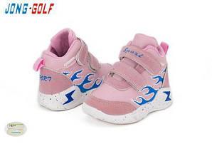Ботинки детские 21-26 на девочку J G