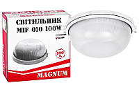 Светильник ЖКХ 100Вт круг IP54 под ЛЕД лампу MAGNUM, MIF010 (10042324)