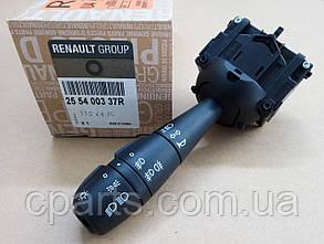 Подрулевой переключатель света (под ПТФ) Renault Logan 2 (оригинал)