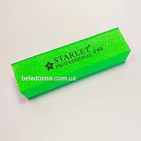 Баф для ногтей 240 грит Starlet