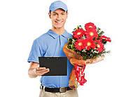 Доставка цветов по Харькову