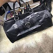 Softsided Luggage Philipp Plein Heaven Black
