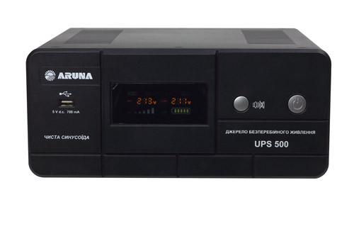 Источник бесперебойного питания Aruna UPS 500, фото 1