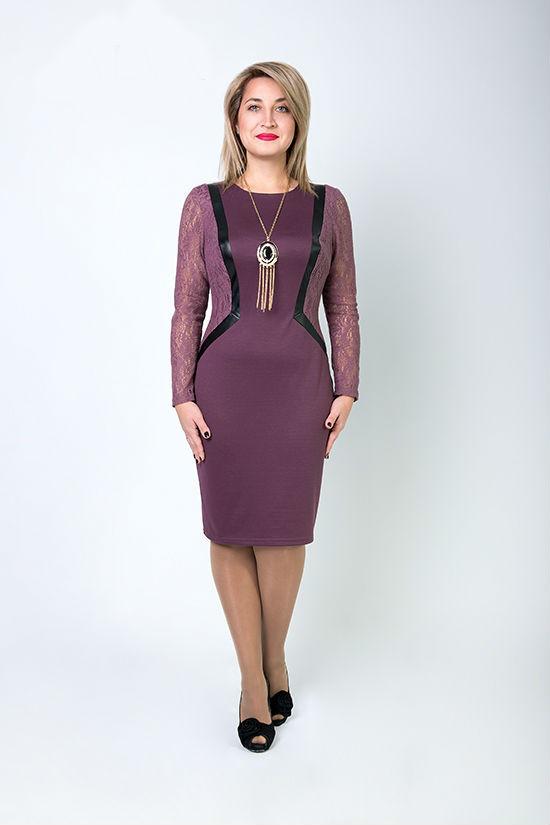 Платье Прованс 8260,размеры 48,50,52,54