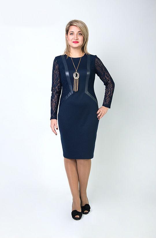 Сукня Прованс 8260,розміри 48,50,52,54