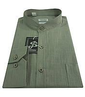 Рубашка мужская воротник-стойка S 120,2 - Flamli 7, фото 1