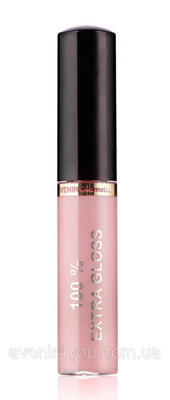 Глянцевый блеск для губ №211 Пастельно-розовый