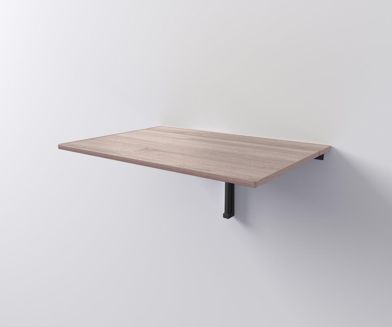 Стол настенный/откидной 90*50 см Сонома