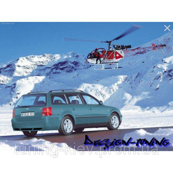 Бампер задний VW Passat (11.1996-08.2000)