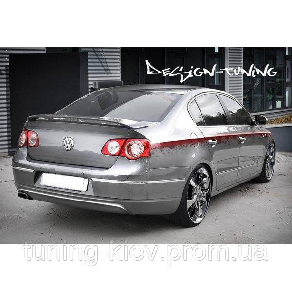 Спойлер VW Passat B6 (03.2005-...)