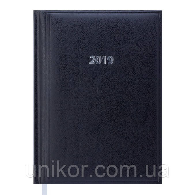"""Ежедневник датированный """"BASE"""" (150*205 мм) 336 листов, черный. BuroMax"""