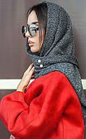 Женская теплая косынка 205 , фото 1