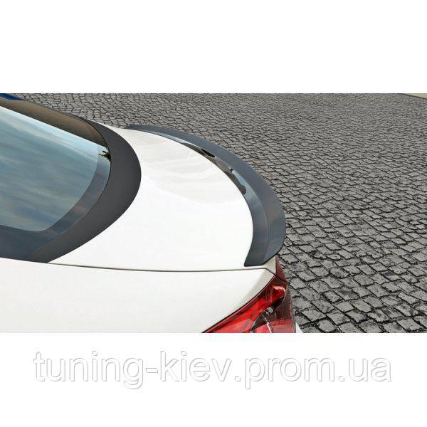 Спойлер крышки багажника Volkswagen Passat CC R36 R-Line (дорест.)