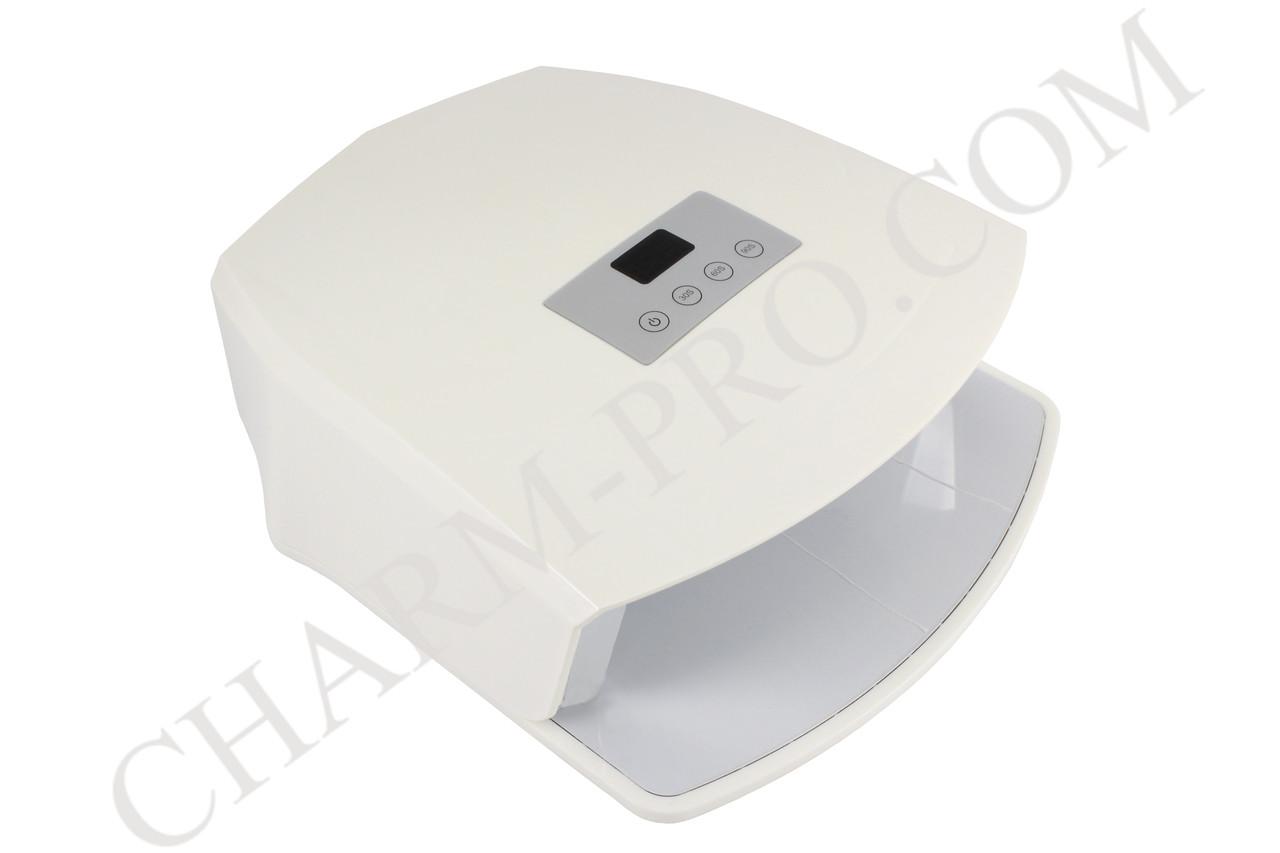 Маникюрная лампа LED-UV белая. JSDA L4824s