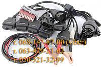 Комплект кабелей переходников для Автоком, Delphi , Autocom (Автоком ) CDP +