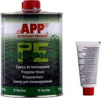 Смола для ламинирования APP 010801 PE POLY-PLAST