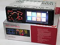 """Автомагнитола пионер Pioneer 4011 4""""дисплей+Bluetooth+пульт на руль, фото 3"""