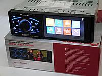 """Автомагнитола пионер Pioneer 4011 4""""дисплей+Bluetooth+пульт на руль, фото 4"""