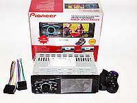 """Автомагнитола пионер Pioneer 4011 4""""дисплей+Bluetooth+пульт на руль, фото 8"""