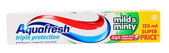 """Зубная паста Aquafresh """"Mild - Minty"""" 75+50 мл"""
