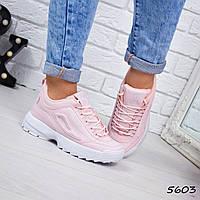 Кроссовки женские Fila Raptor  S розовый 5603 спортивная обувь, фото 1