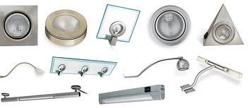 Светодиодные мебельные светильники