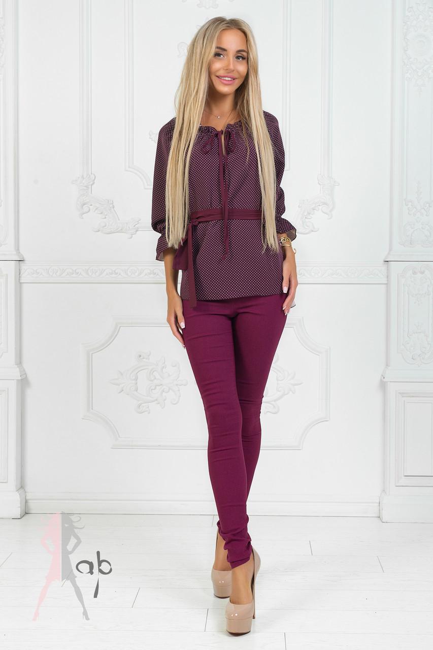 26af6df5ac7 Женский классический костюм цвета марсала.  продажа