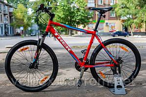 Велосипед Trek 2015 3500 Disc красный матовый