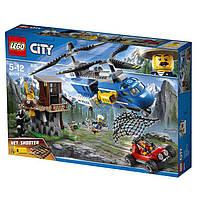 """Lego 60173 Игрушка-конструктор """"Погоня в горах"""""""