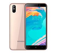 Смартфон Doogee X50 (gold) оригинал - гарантия!