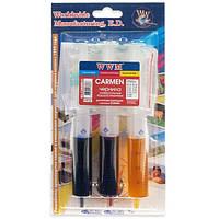 Набор для Заправки Картриджей WWM CARMEN для Canon (3 x 20мл) C/M/Y (IR3.CARMEN/C)