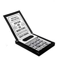 Камни для виски 16 штук (Сертификат) + мешочек. Кубики для виски, фото 3