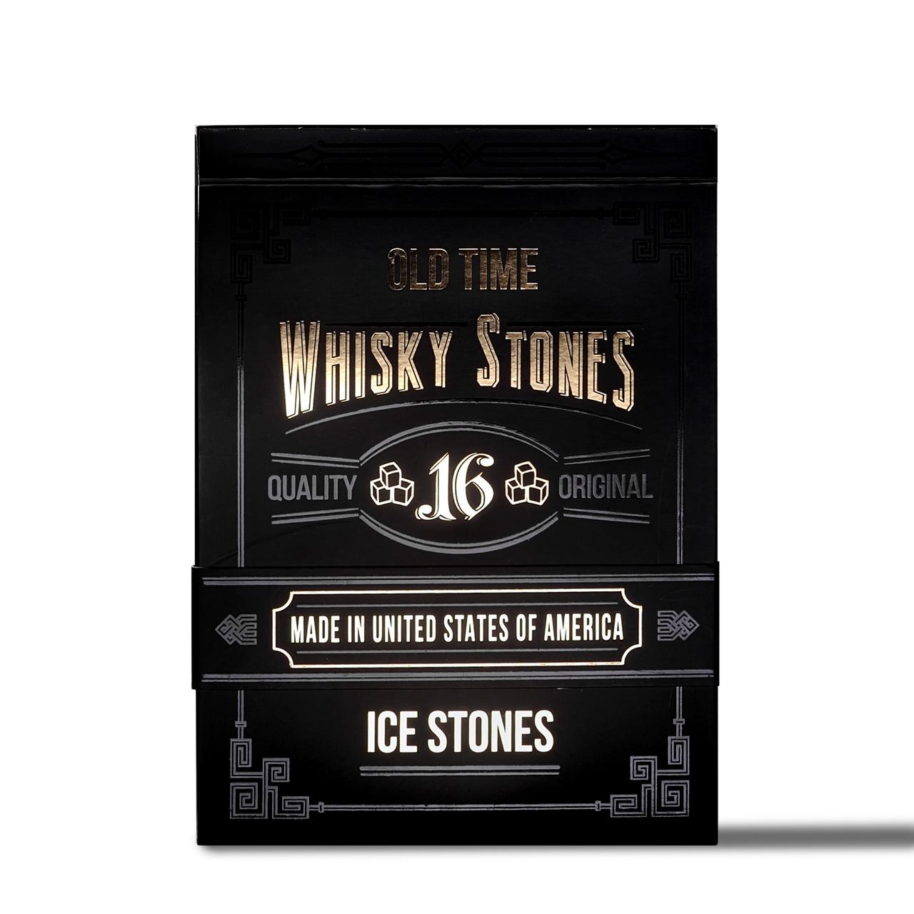 Камни для виски XL - 16 штук Whisky Stones (СЕРТИФИКАТ)