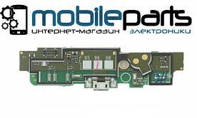 Нижняя плата (Шлейф) для Nokia 1320 Lumia з зарядным разъемом