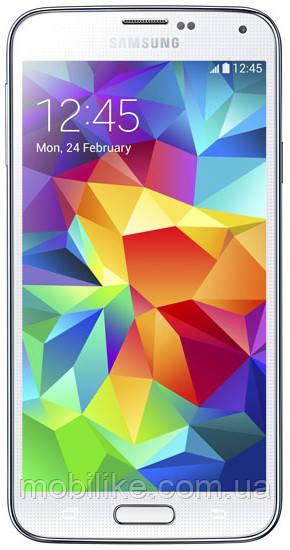 Смартфон Samsung Galaxy S5 16GB White (Белый)