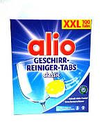 Таблетки для посудомоечных машин Alio Classic 100шт. (Германия)