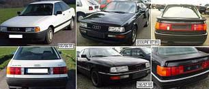 Фары передние для Audi 80 '86-94