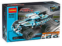 Конструктор Decool 3420 Трюковой Грузовик (аналог Lego Technic 42059) 142 детали, фото 1