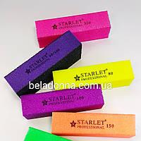 Набор бафов 6 шт, разная абразивность Starlet