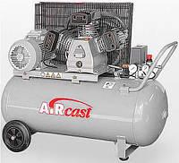 Поршневой компрессор, Aircast, РМ-3127.01, (СБ4/С-100.LB40) 380в, фото 1
