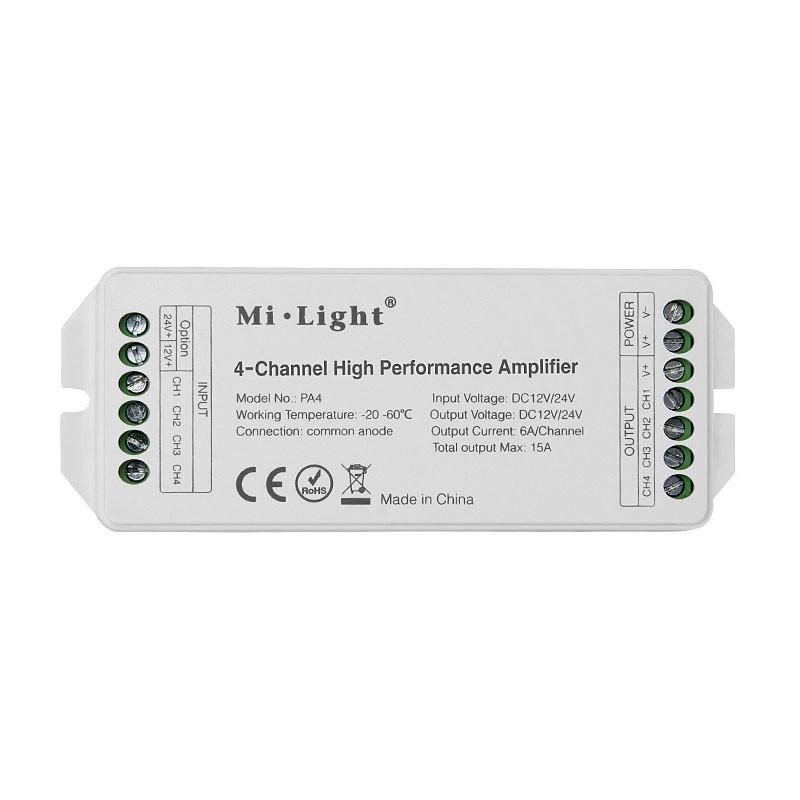 Усилитель MiLight TK-4U 4-канальный